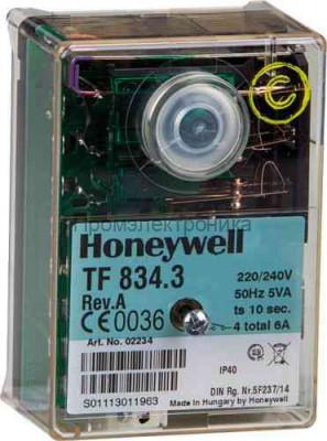 Топочный автомат Honeywell TF 834.3